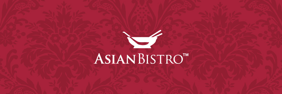 AsianBistro Branding Logo Design - Packaging & Branding Design