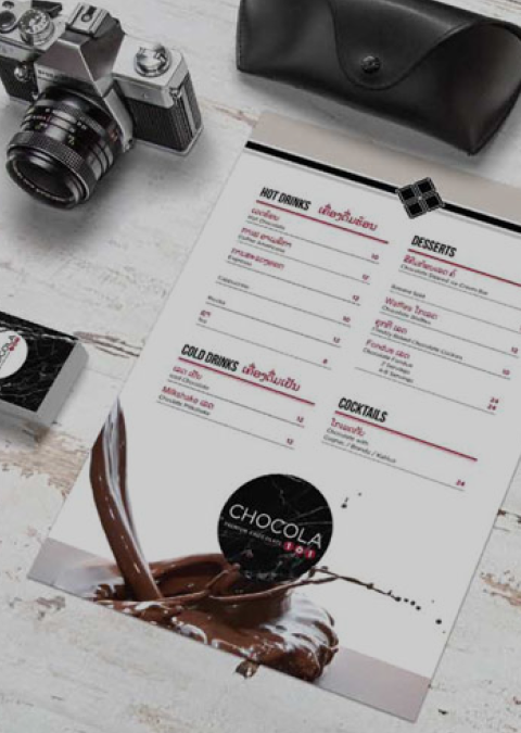 Restaurant Branding Concept Direction