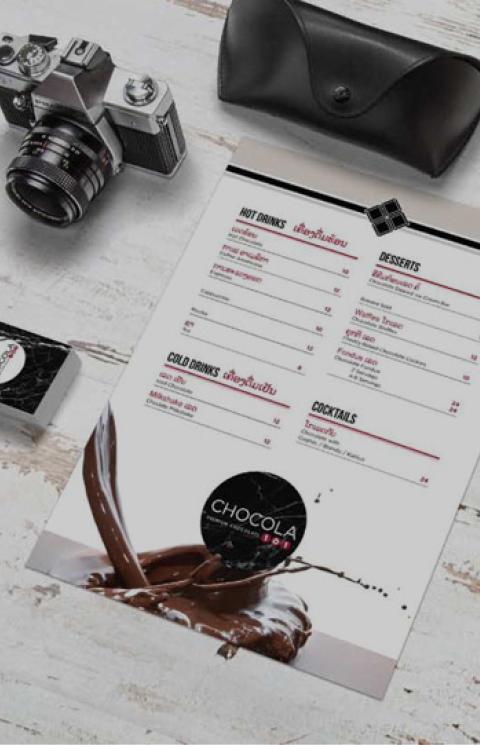 Restaurant Branding Concept Direction