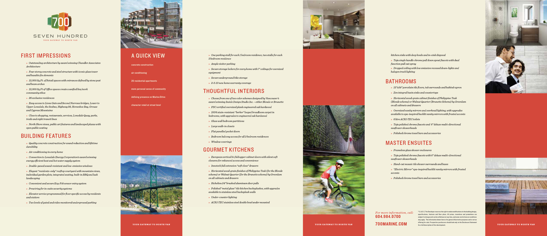700Marine Brochure