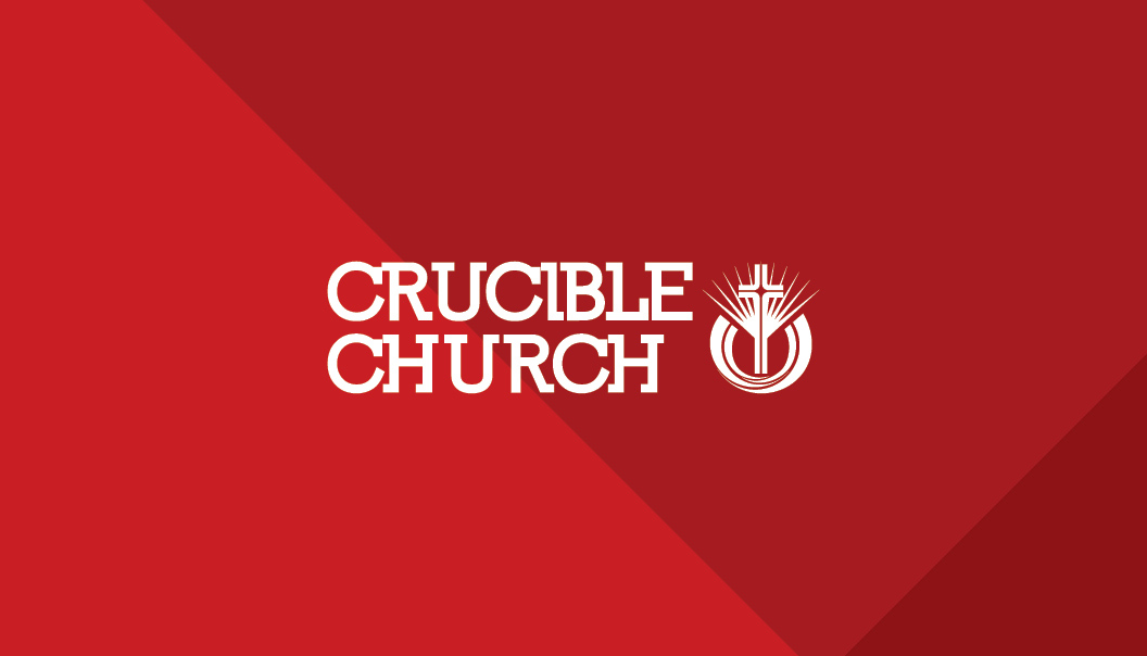 Crucible Church Logo - Church Branding Design