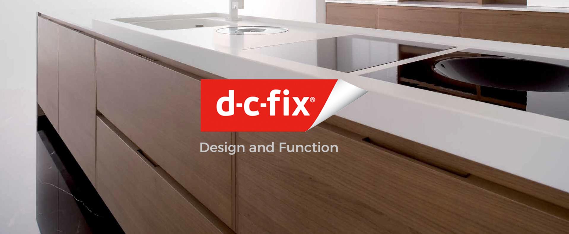 d-c-fix Branding - Housewares Website