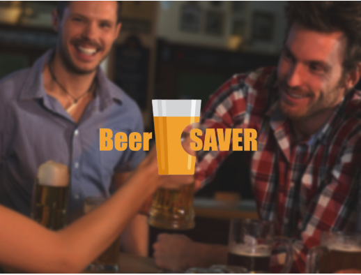 Beer Saver - company logo design