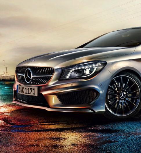 Mercedes Benz Surrey - digital marketing