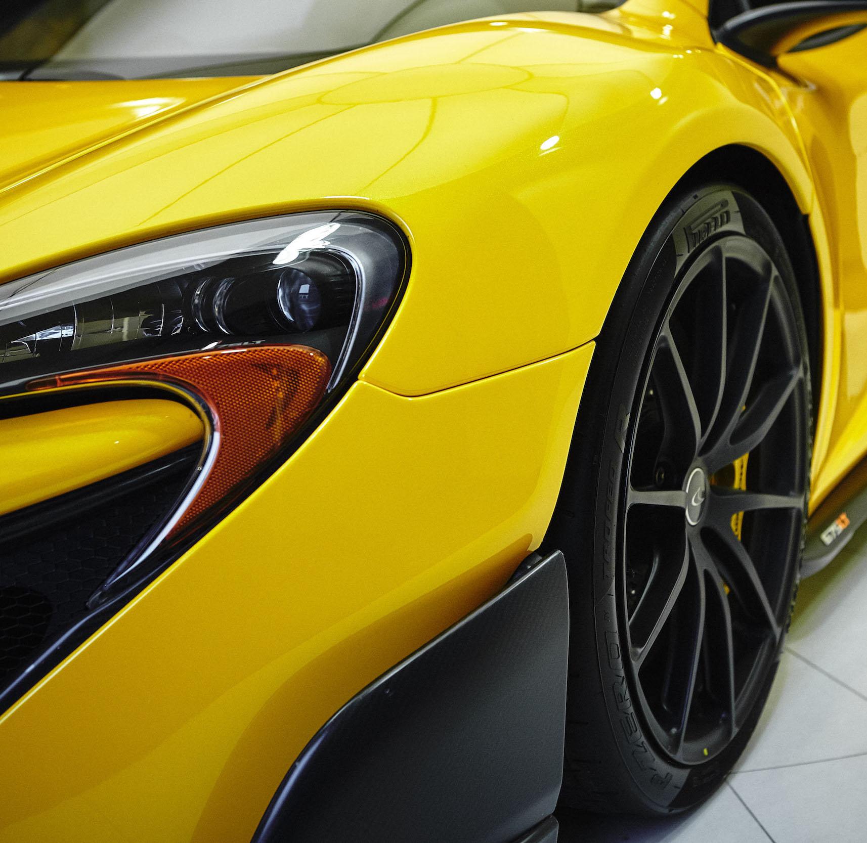 McLaren Automotive - video production