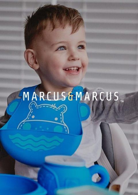 Marcus & Marcus - logo design