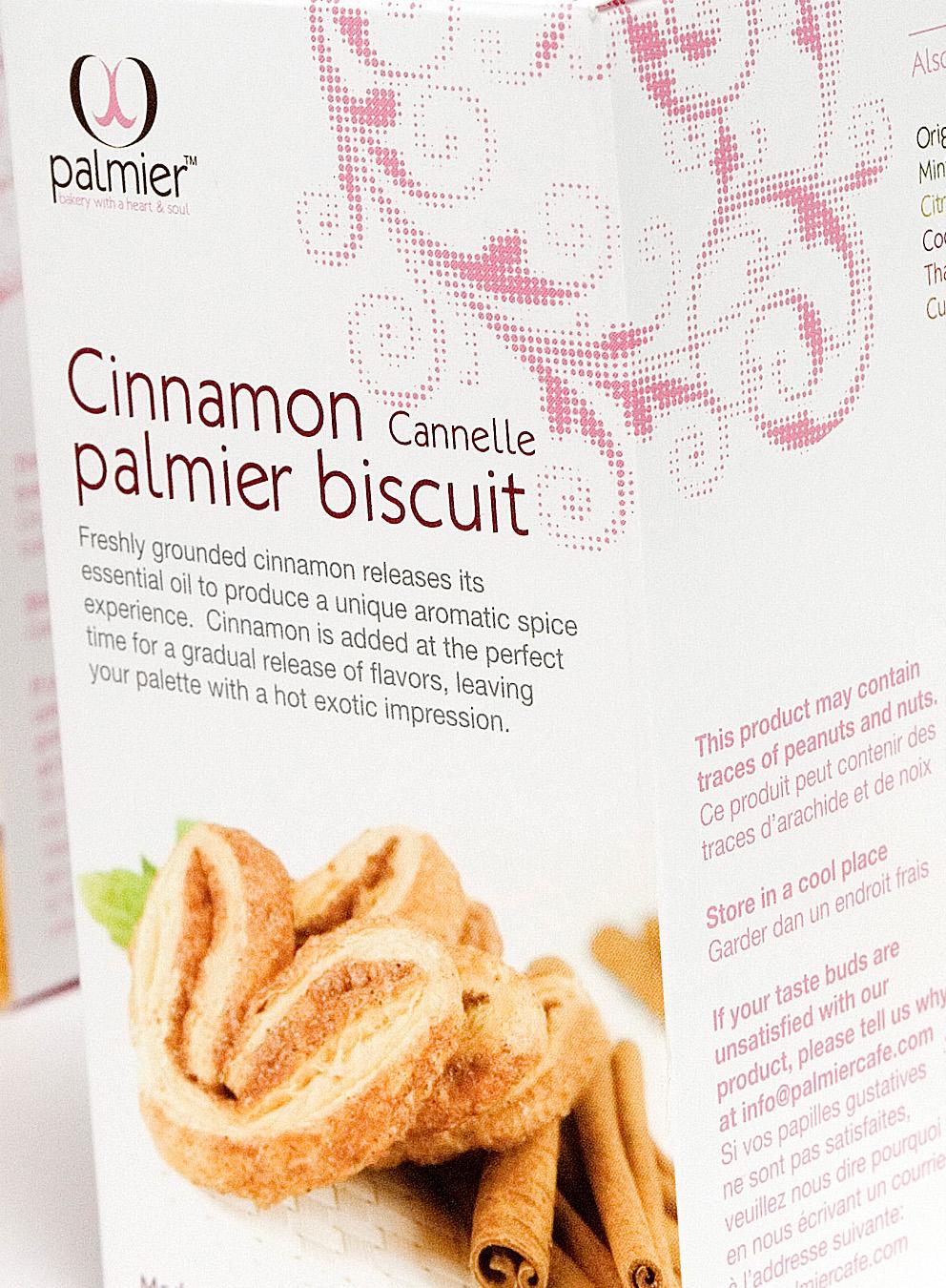 Palmier - branding