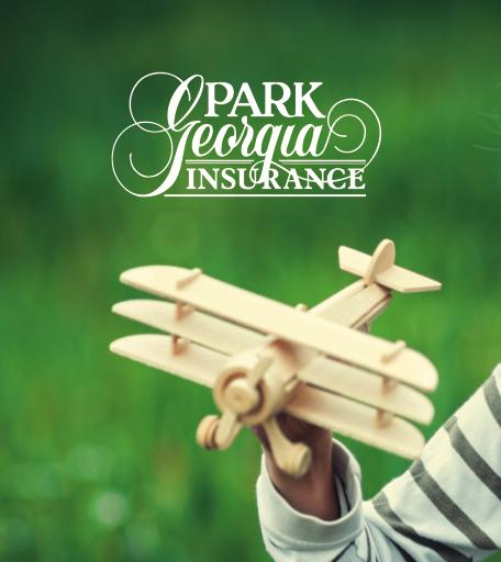 Park Georgia - branding design