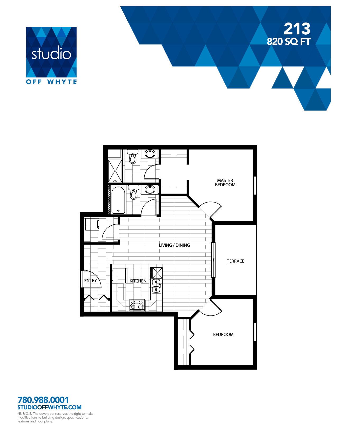 SOW Condo Floorplan
