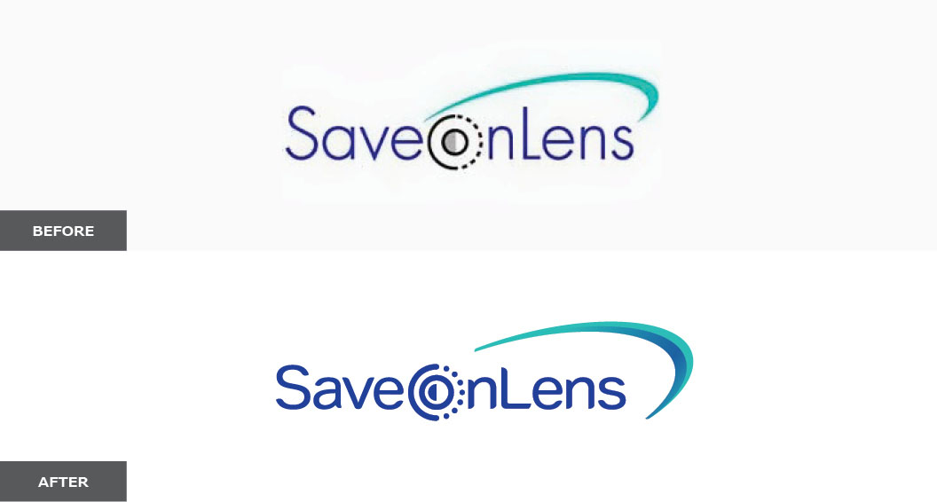 SaveonLens Brand Logo Art Direction