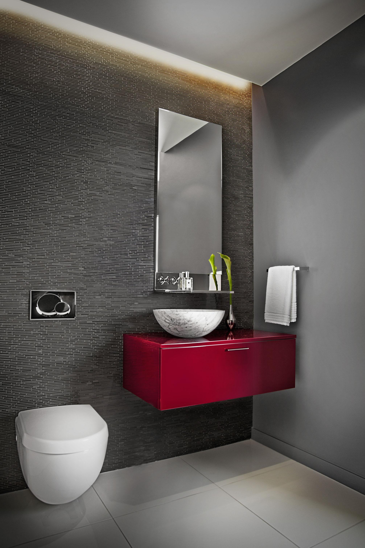 Three Harbour Green Condo Photography Bathroom