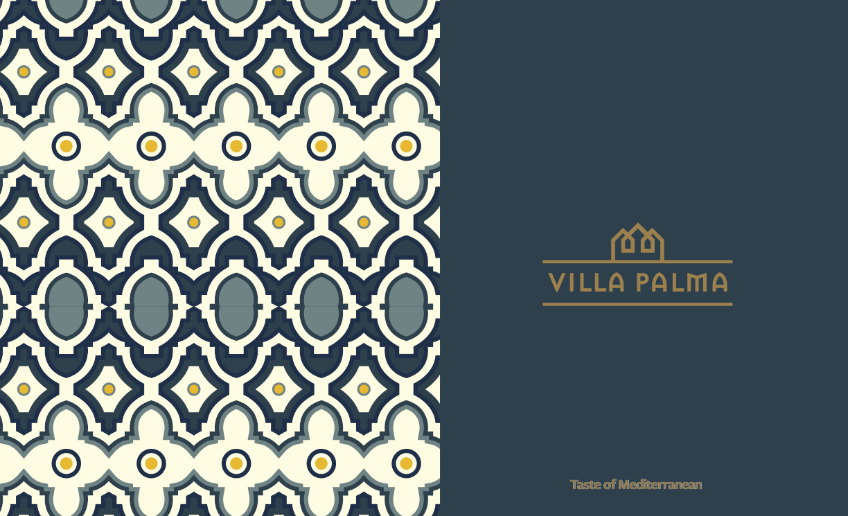 Villa Palma Mediterranean Art Direction