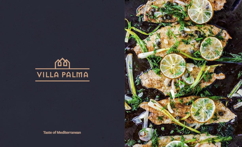 Villa Palma Mediterranean Art Direction