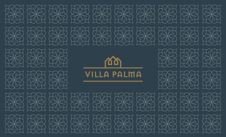 Villa Palma Mediterranean Brand Logo