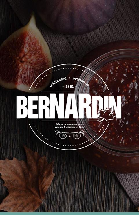 Bernardin - brand design