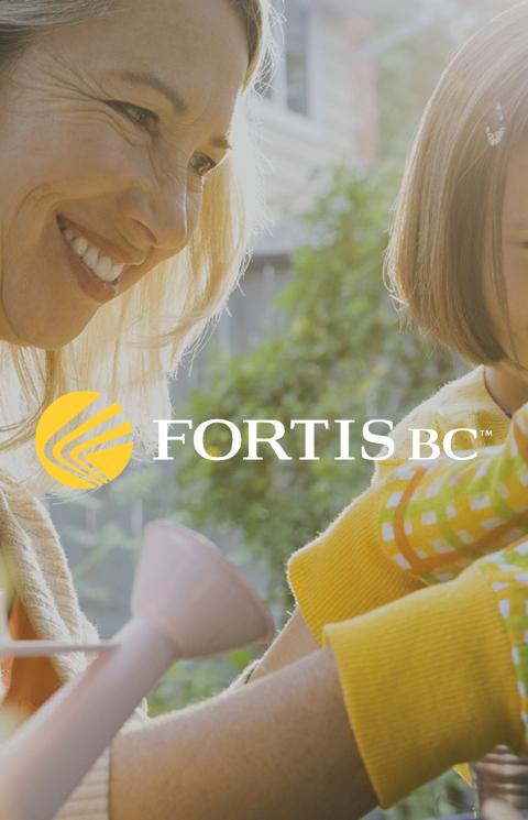 Fortis BC - logo design