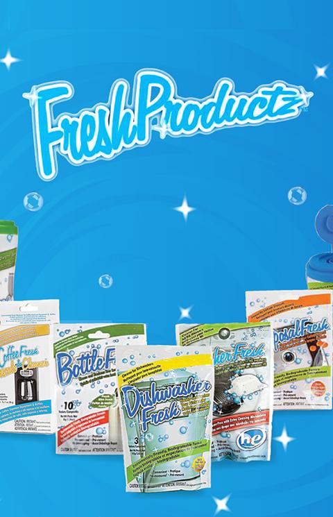 Fresh Products - branding
