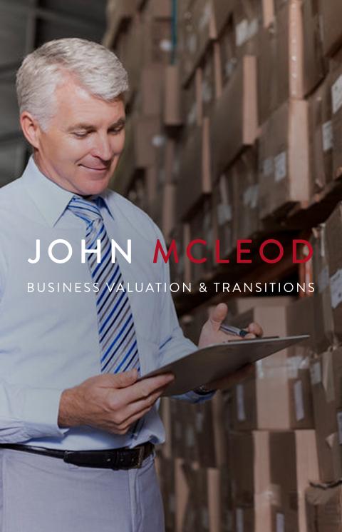 John Mcleod - branding