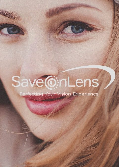 Save On Lens - digital design