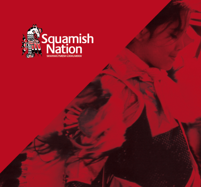 Squamish Nation - branding