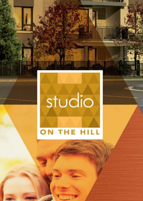 Studio on the Hill - branding design