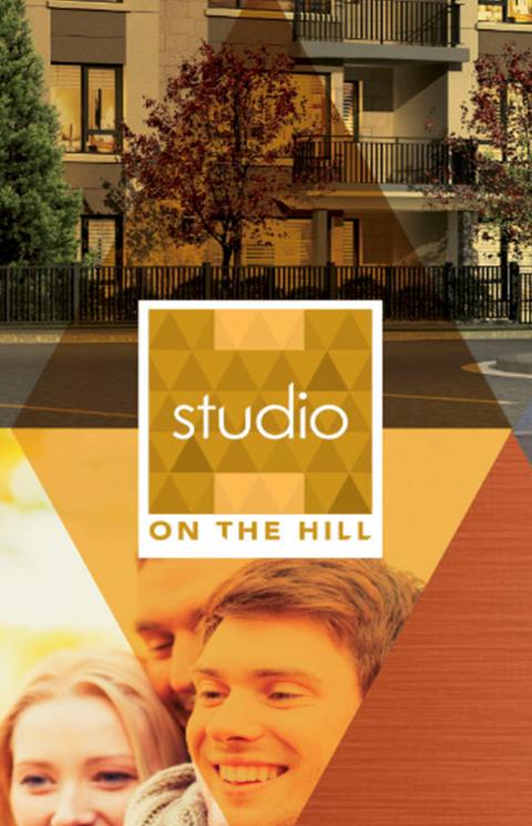 Studio on the Hill - branding design