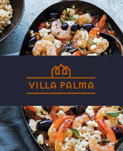 Villa Palma - logo design