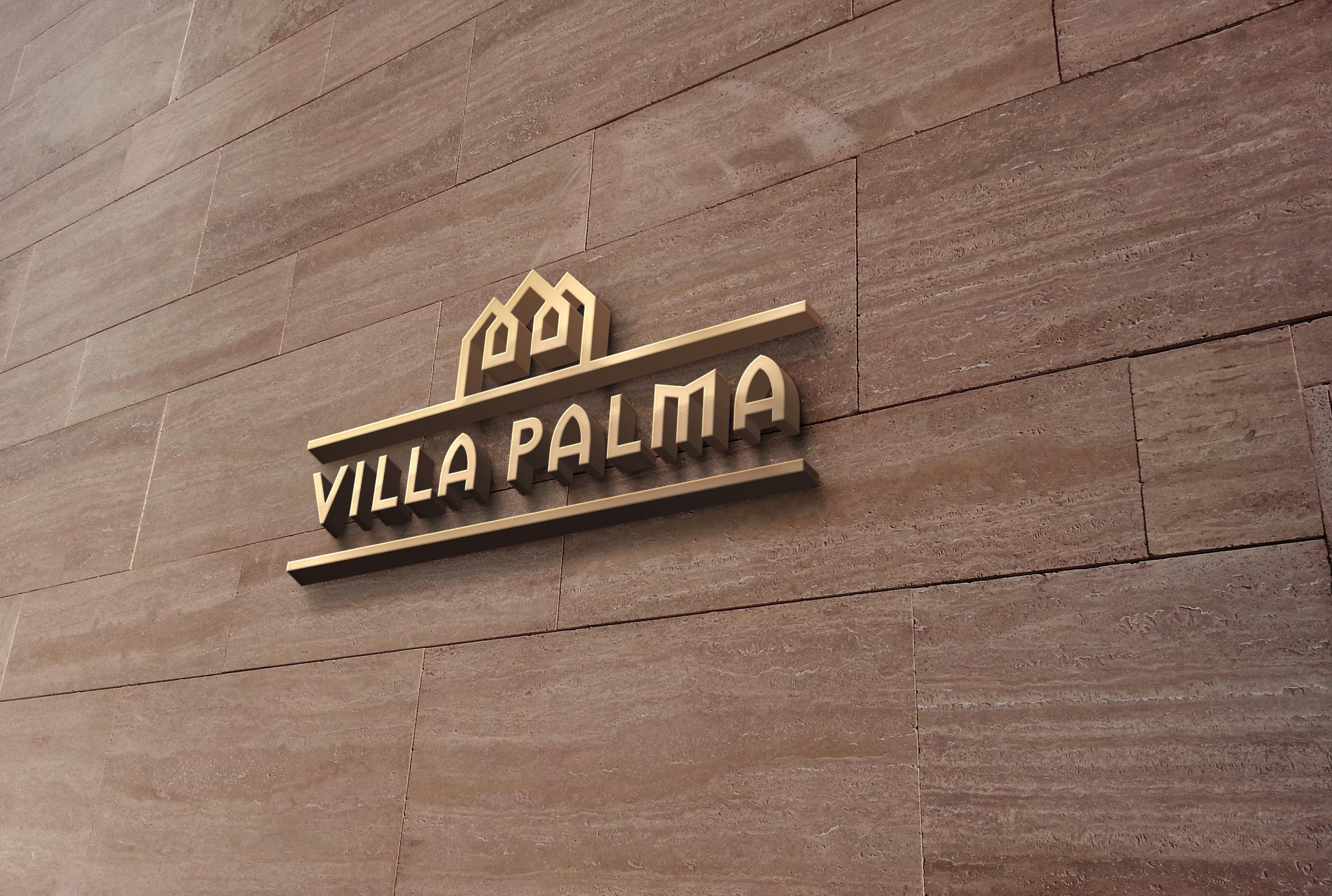 Villa Palma Signage