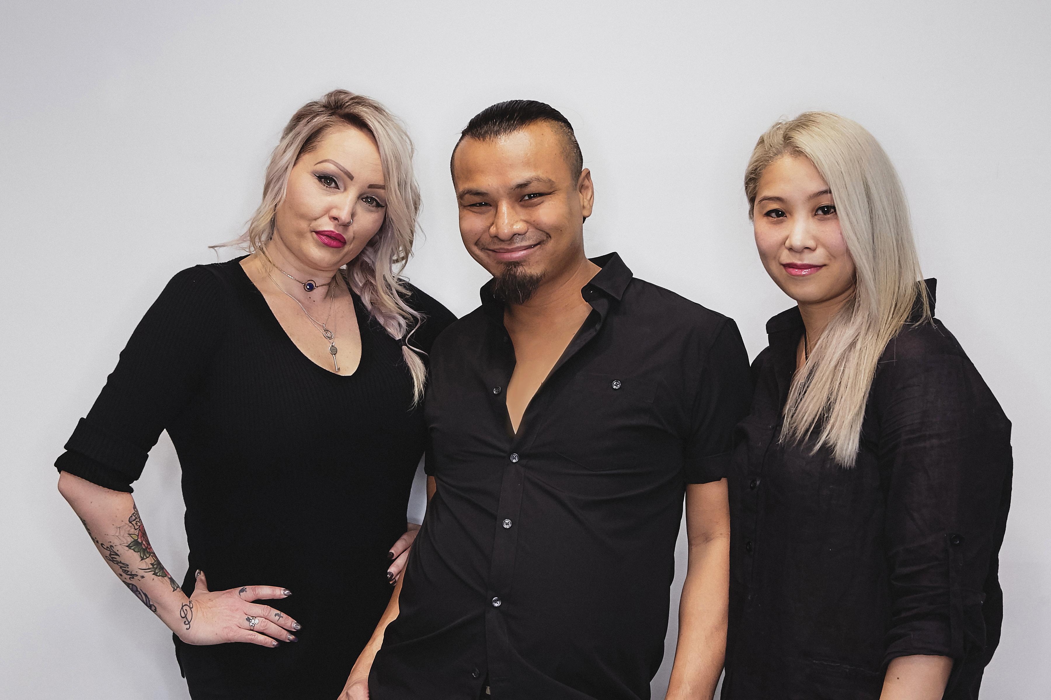 B Fierce - Staff Photography
