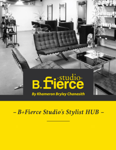 B+Fierce Studio graphic design