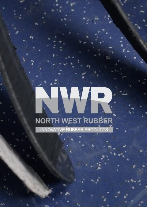 North West Rubber - graphic design