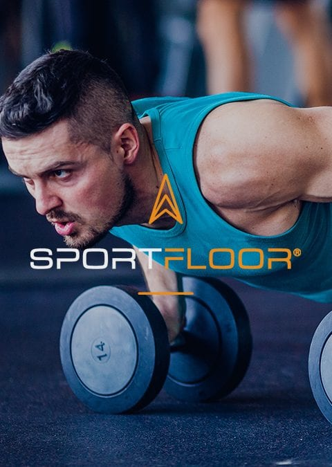 Sport Floor - logo design image