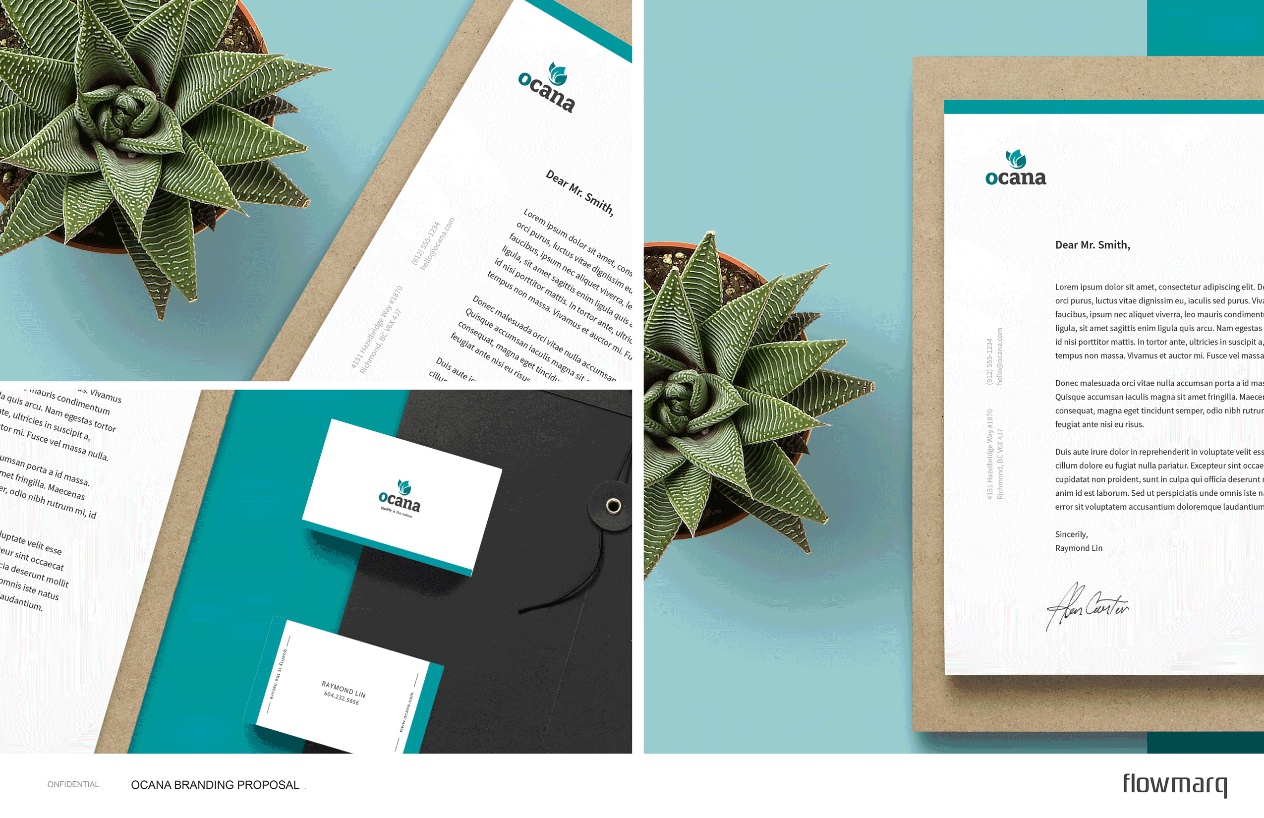 Ocana - Branded Stationary