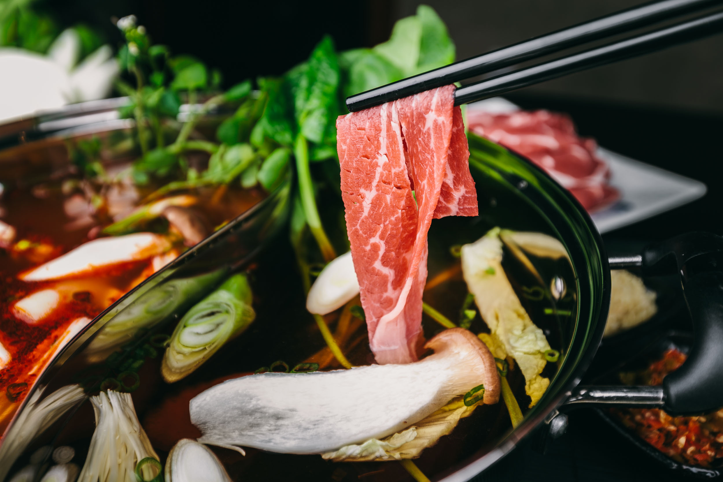 Yaki 101 - food photography graphic design