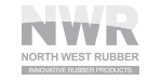 North West Rubber - shadowed logo