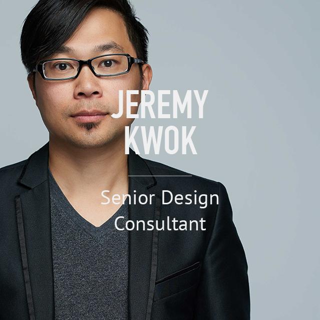 Jeremy Kwok - Senior Design Consultant - bio image