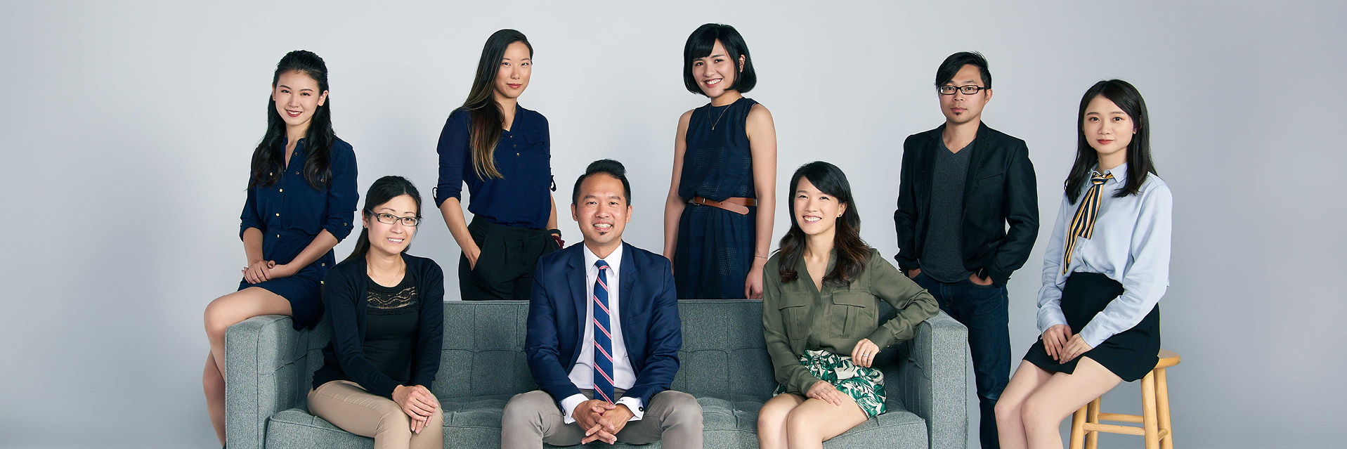 The Flowmarq Brand Consulting & Design Agency team